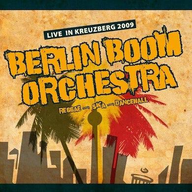 Berlin Boom Orchestra - Live in Kreuzberg 2009 (CD)
