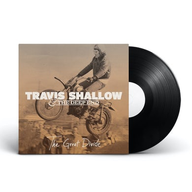 """Travis Shallow The Great Divide - 12"""" Vinyl"""