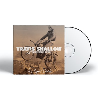 Travis Shallow The Great Divide - CD