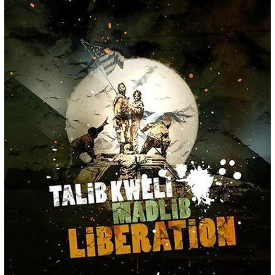 Talib Kweli & Madlib - Liberation (LP) (Vinyl)