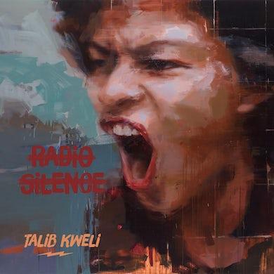 Talib Kweli RADIO SILENCE 2X LP (Vinyl)