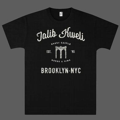 """Talib Kweli """"Castle""""  T-Shirt"""