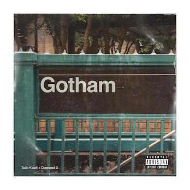 Gotham Talib Kweli & Diamond D - Gotham LP (Vinyl)