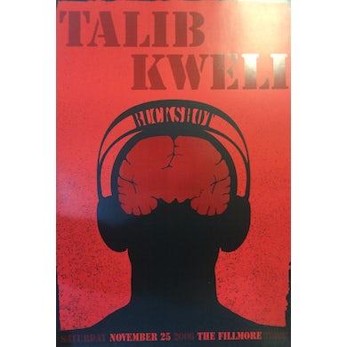 Talib Kweli x Buckshot 2006 Poster