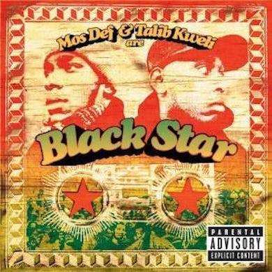 Mos Def & Talib Kweli are… Black Star (CD)
