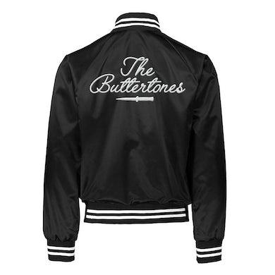 The Buttertones SWITCHBLADE EMBROIDERED VARSITY JACKET *1 LEFT!*