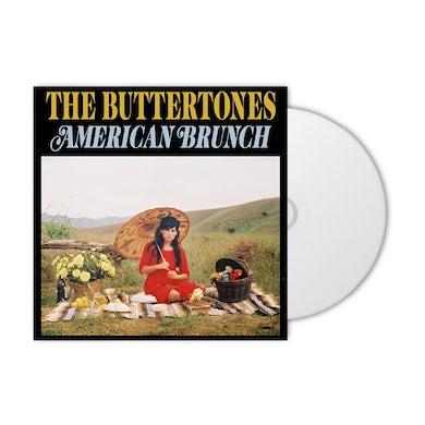 The Buttertones AMERICAN BRUNCH (CD)