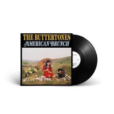 The Buttertones AMERICAN BRUNCH (VINYL)