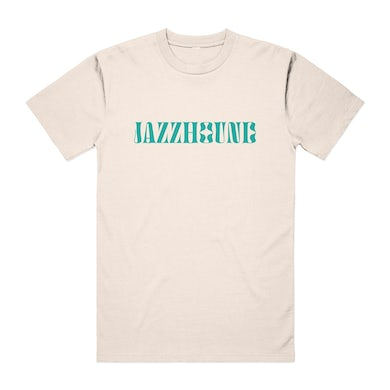 The Buttertones JAZZHOUND TEE NATURAL XS & S ONLY!