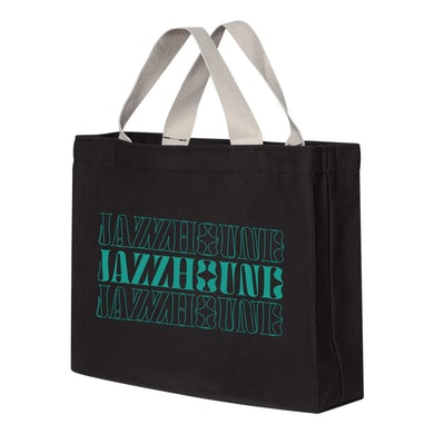 The Buttertones JAZZHOUND LARGE TOTE