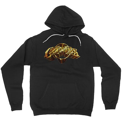 The Commodores Classic Logo Hoodie (Black / Gold)