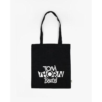 Toni Thorn Beutel Jutebeutel in schwarz