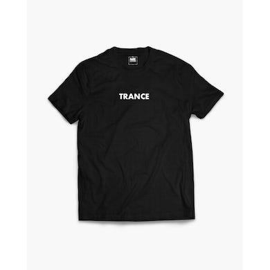 Rave Clothing Trance Ladies T-Shirt in schwarz