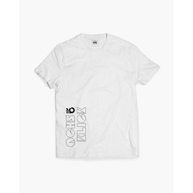 Ochs & Klick Crew T-Shirt in weiß