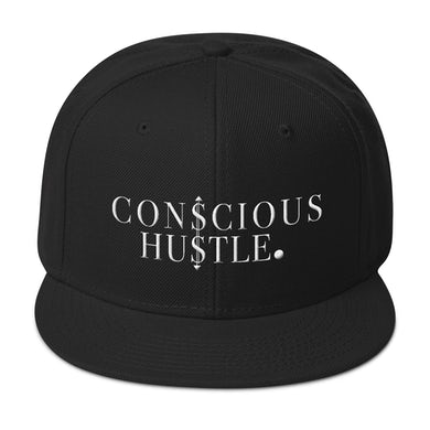 Coley Conscious Hustle Snapback Hat