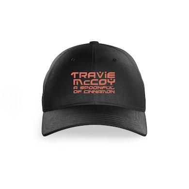 Travie McCoy Spoon Lettering Dad Hat