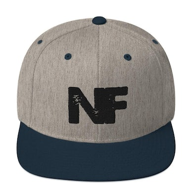 Solu Music Limited Edition 'NF' Snapback