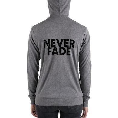 Solu Music 'Never Fade' Back Print Hoodie