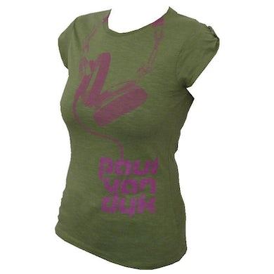 Paul Van Dyk Headphones Green Women