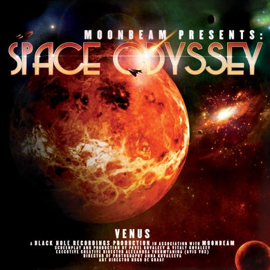 Moonbeam Space Odyssey: Venus