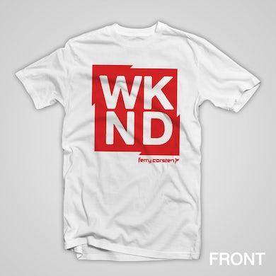 Ferry Corsten WKND T-shirt Men
