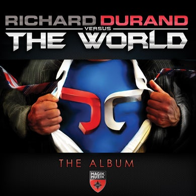 Richard Durand - Versus The World