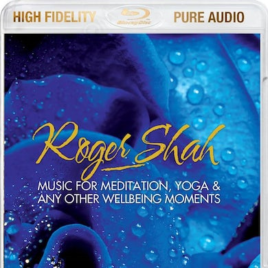 Roger Shah Music For Meditation, Yoga & Any Other Wellbeing Moments