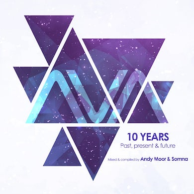 Andy Moor 10 Years: Past, Present & Future