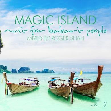 Magic Island Vol. 8