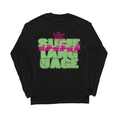 "Young Thug SL2 ""Slime Language"" Black Long Sleeve (Pre-Order)"
