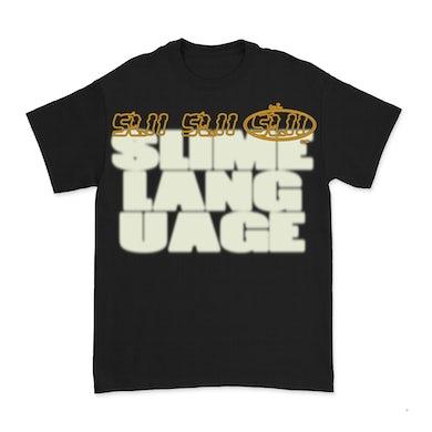 Young Thug SL2 'Slime Language' Black T-Shirt (Pre-Order)
