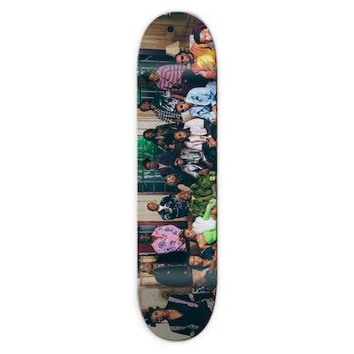 Young Thug SL2 Album Cover Skate Deck (Pre-Order)