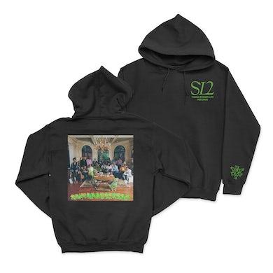 Young Thug SL2 Album Cover Black Hoodie (Pre-Order)