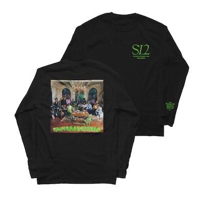 Young Thug SL2 Album Cover Black Long Sleeve (Pre-Order)