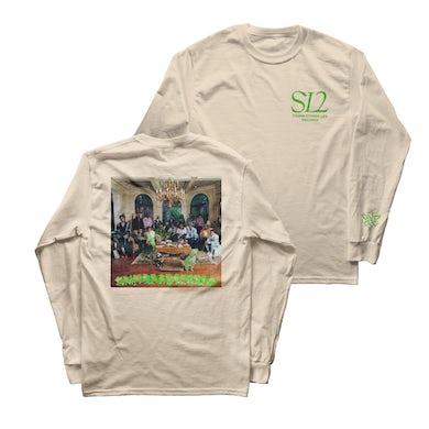 Young Thug SL2 Album Cover Cream Long Sleeve (Pre-Order)