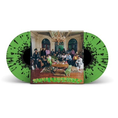 Young Thug SL2 Green w/ Black Splatter Double LP [Limited to 1,000] (Pre-Order) (Vinyl)