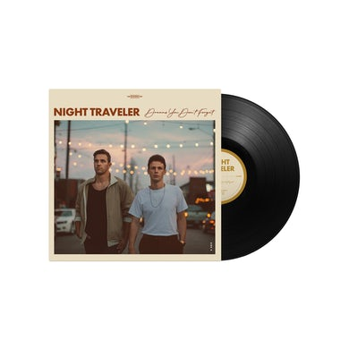 Night Traveler Dreams You Don't Forget, Side A on Vinyl