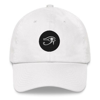 Lil Will Real Life Eye of Horus ( Dad hat )
