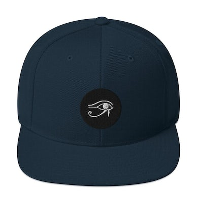 Lil Will Real Life Eye of Horus ( Snapback Hat )
