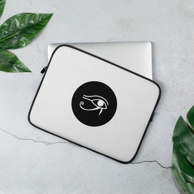 Lil Will Real Life Eye of Horus ( Laptop Sleeve )