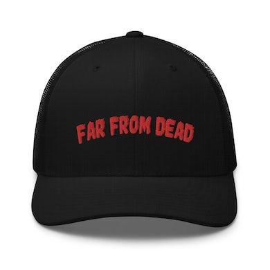 """Xuitcasecity XCC """"Far From Dead"""" Trucker Cap"""
