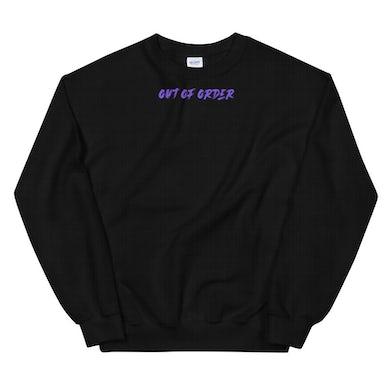 "Xuitcasecity XCC ""Out Of Order"" Album Unisex Sweatshirt"