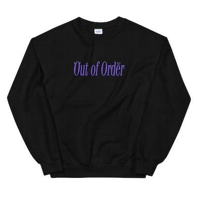 """Xuitcasecity XCC """"Out Of Order"""" logo Unisex Sweatshirt"""