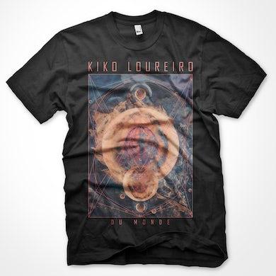 Kiko Loureiro Du Monde Short-Sleeve Unisex T-Shirt