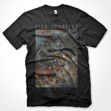 Kiko Loureiro Liquid Times Short-Sleeve Unisex T-Shirt