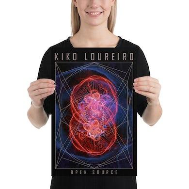 Kiko Loureiro Open Source Poster