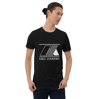 Kiko Loureiro Official Logo Short-Sleeve Unisex T-Shirt