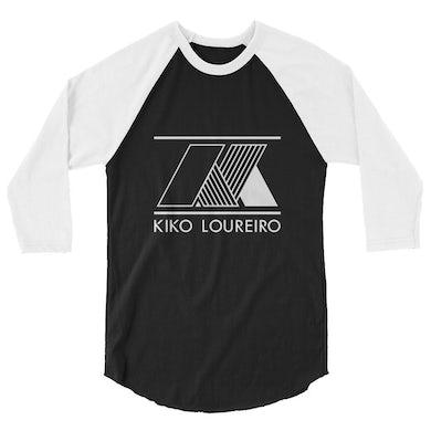 Kiko Loureiro 3/4 sleeve raglan shirt