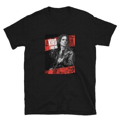 Kiko Loureiro Live Picture Short-Sleeve Unisex T-Shirt