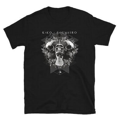 Kiko Loureiro Unisex Skull T-shirt